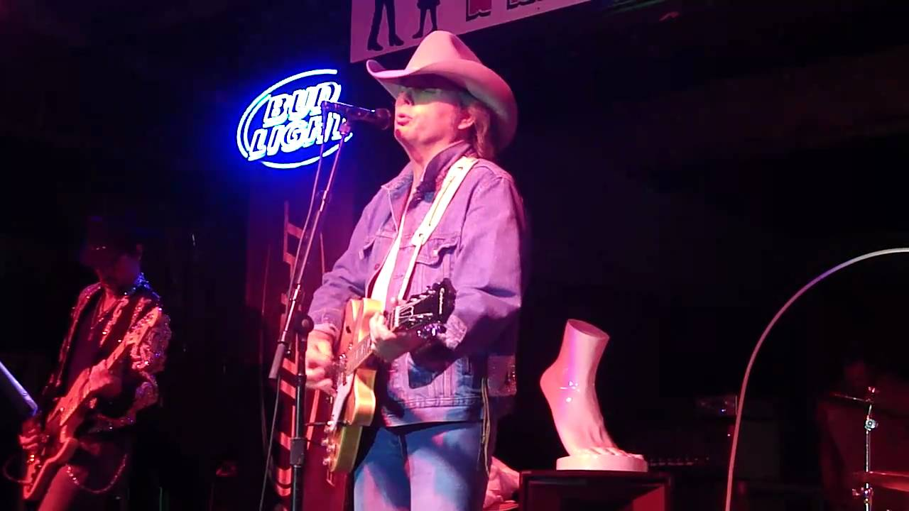 Dwight Yoakam Long White Cadillac Helotes, TX - YouTube