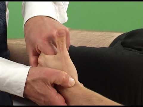 scaphoid fracture tests gyógyítja a don lábak ízületeinek fájdalmát