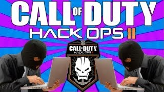 Black Ops 2 Ballista Sniper Makes COD BO2 Hacker Rage quit! Call of Duty Hacked Multiplayer Gameplay