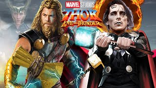 Thor 4 Love and Thunder - Christian Bale Marvel Phase 4 Character Breakdown