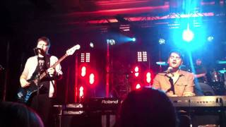 Hey Rosetta! - Yer Fall (Live @ The Delta Ballroom, St. John