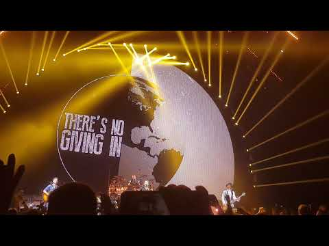 Nickelback - When We Stand Together  (Saint-Petersburg - 23-05-2018)