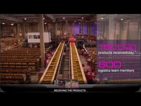 vente-privee.com warehouse