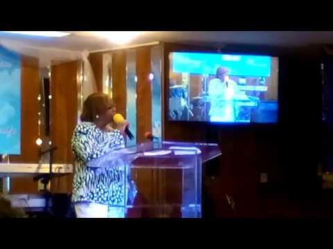 Apostle Dr. Frances L. Person