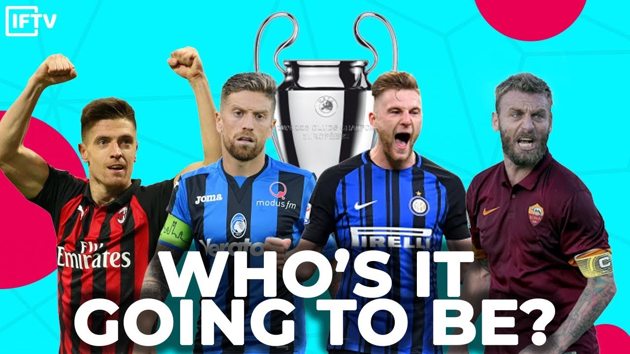 ATALANTA WILL MAKE CHAMPIONS LEAGUE! | Serie A podcast #69 ...