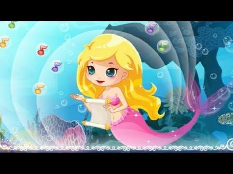мультик игра, Приключения Русалочки #4, игра бродилка , Little Mermaid, #mermaid, #kids