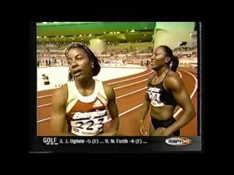 2001 Grand prix Monaco Women's 100m