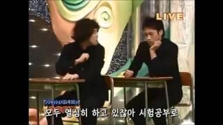 [일본개그] 안잣슈(アンジャッシュ) - 자습.
