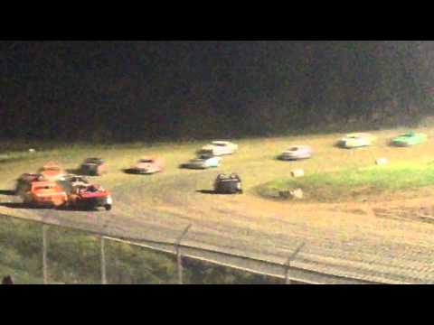 34 raceway 5-9-15 stock car feature pt5