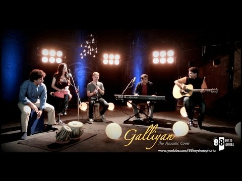 Galliyan (Acoustic Cover) - Aakash Gandhi (ft Shankar Tucker