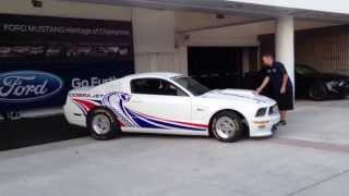 Ford Mustang FR500CJ Cobra Jet Videos