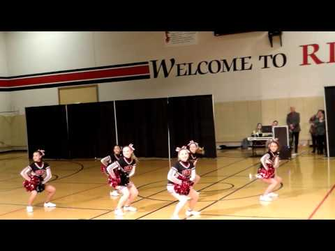 Ridgetop Middle School JV Cheer 2016
