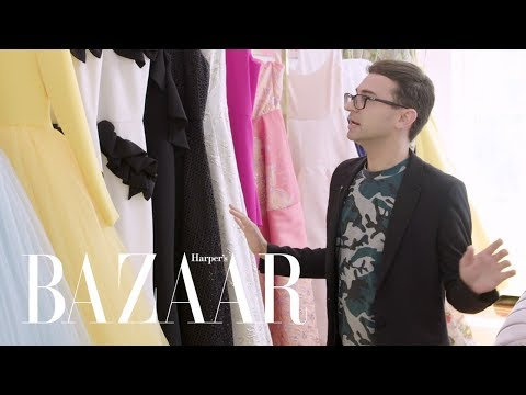 Inside Christian Siriano's Ultra-Dreamy New York Boutique | Harper's BAZAAR