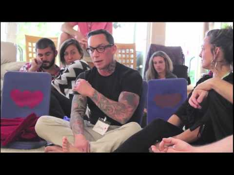 Sacred Spot Massage Releases Sexual Trauma - YouTube