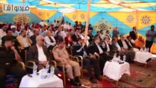 بالفيديو:محافظ مطروح ووزير التعليم العالي يتفقدا المرحلة الأولى من مباني الجامعة