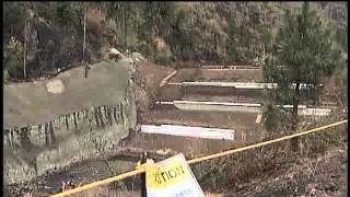Crews In Los Alamos Scramble To Fix Dam