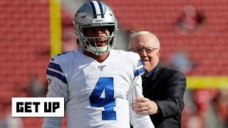 The latest on Dak Prescott's contract negotiations with the Dallas Cowboys | Get Up