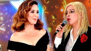 Nacha Guevara le dio una devolución amigable a Laura Novoa en Cantando 2020