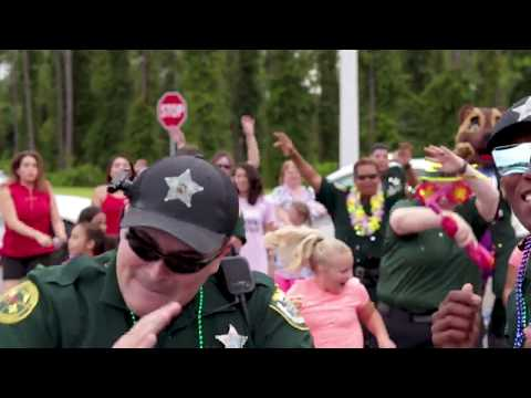 Volusia County Sheriff's Office accepts the Lip Sync Challenge