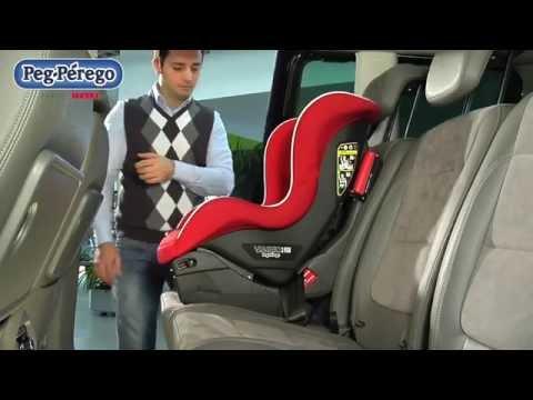 Peg-Perego Viaggio 1 Duo Fix K | обзор автокресла