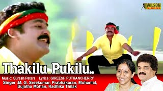 Thakilu Pukilu Full Video Song  | HD |  Ravanaprabhu Movie Song