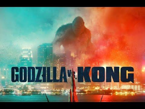 GIGANTES!! 😲 Primeiras cenas de KONG VS GODZILLA, Mortal Kombat e Space Jam 2!!!