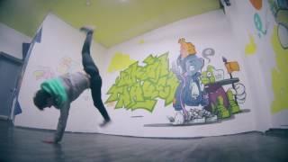 Обучение брейк дансу от 5 лет в Красноярске, в лицензированной школе танца!