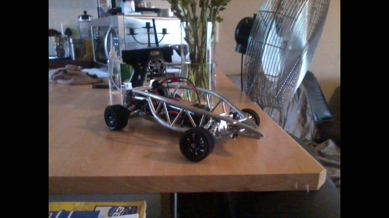 Cars Made Of Aluminum : Radio control custom build th scale aluminum home made