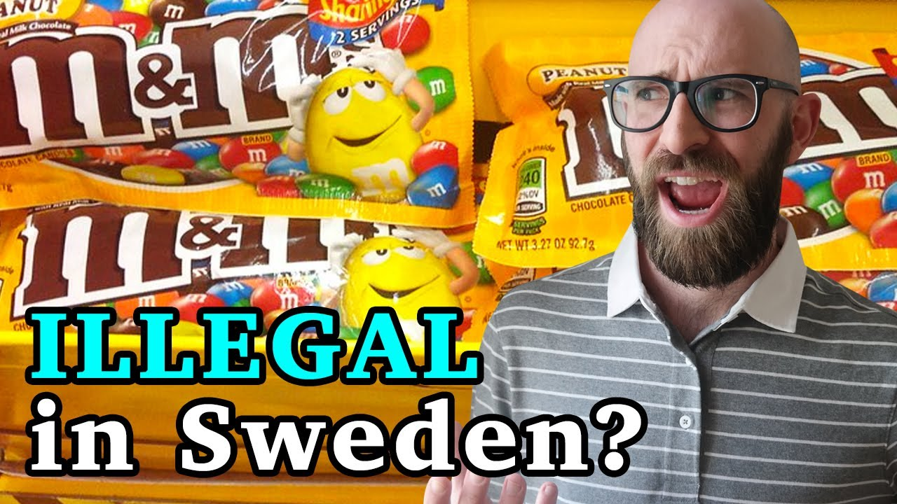 5 More Illegal Foods