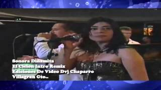 sonora dinamita el ciclon intro remix ediciones de video dvj chaparro