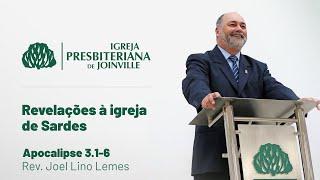 Revelações à Igreja de Sardes - Apocalipse 3:1-6