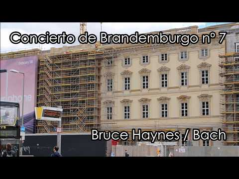 Concierto de Brandemburgo nº 7