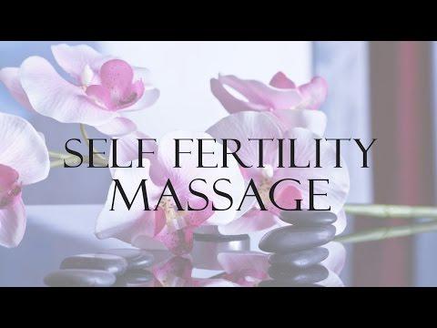 Self Fertility Massage