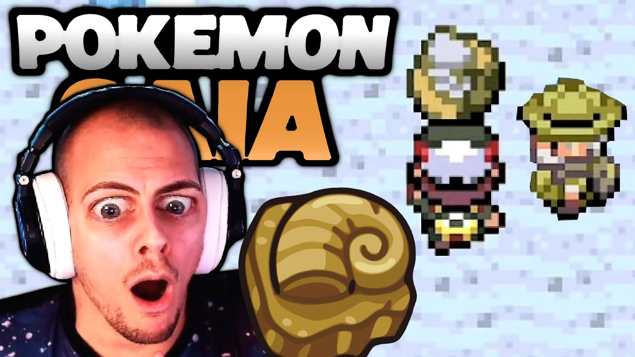 ER WILL MEIN FOSSIL KLAUEN - Pokémon Gaia Nuzlocke