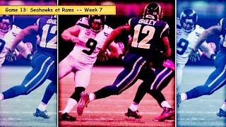 Seahawks vs. Rams Week 7 highlights (#13 game in 2014)