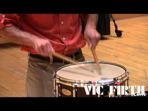 TMEA 2012 Percussion All-State Audition Music: Snare Drum Etude