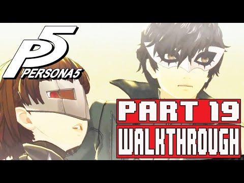 Persona 5 Gameplay Walkthrough Part 19 Persona 5 Gameplay Walkthrough Part 19 Futaba Palace Part 2