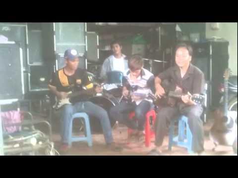 night in battambang (Dadid Band)