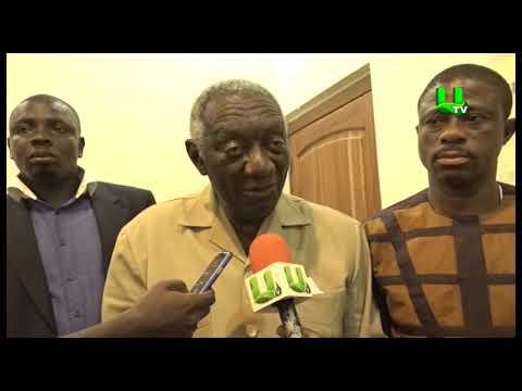 Support 'Ghana Beyond Aid' Agenda -  Fmr. Prez. John Kufuor