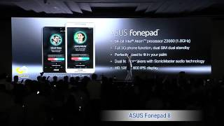 видео Уникальный смартфон Asus PadFone уже в продаже.