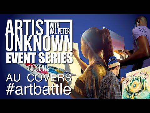 ART BATTLE #308 TORONTO - EVENT - AU COVERAGE
