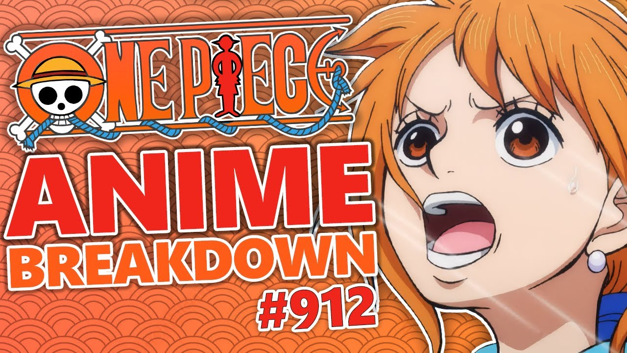 One Piece Episode 912 Breakdown - One Piece Anime ...