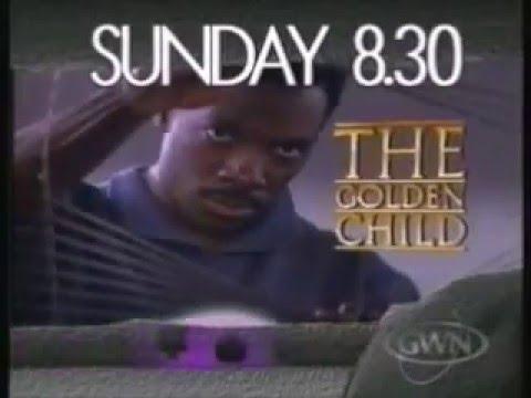 The Golden Child (1986) tv promo GWN