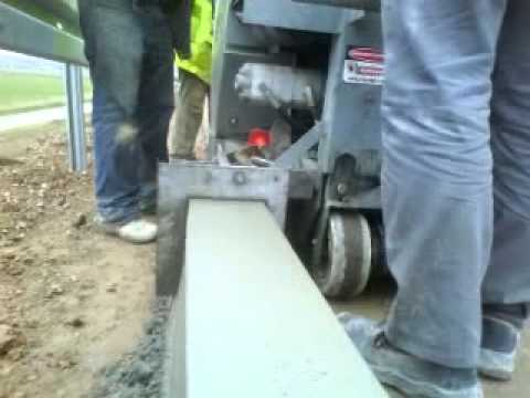 Curb Creations Concrete Curbing Extrusion Funnydog Tv