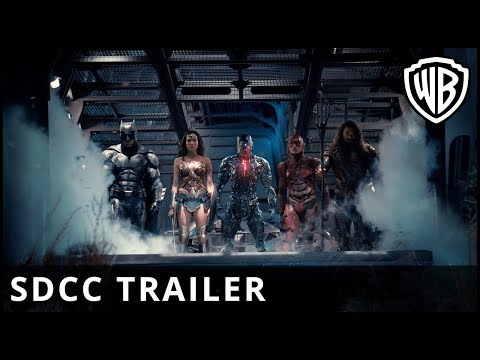 Thumbnail: Justice League - Comic Con Sneak Peek - Warner Bros. UK