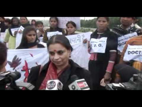 Fight Against Female Foeticide in India  - Dr. Ranjana Kumari