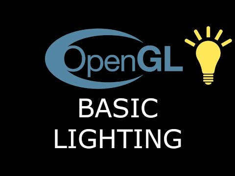 Modern OpenGL 3.0+ [LIGHTING] Tutorial 8