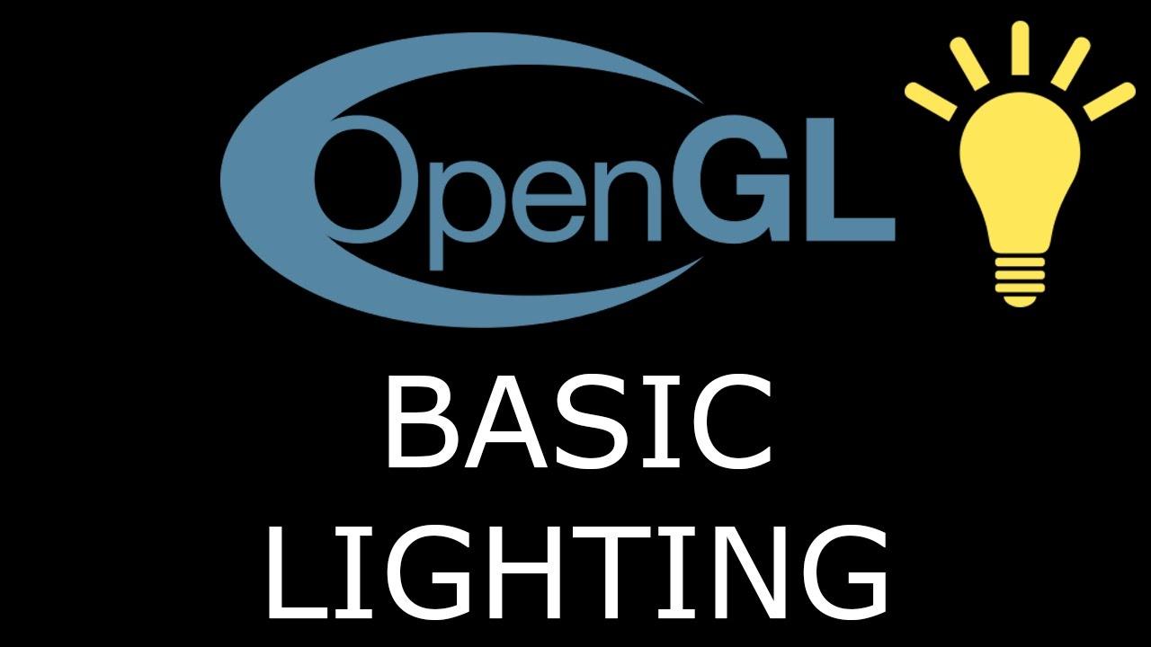 Modern Opengl 3 0 Lighting Tutorial 8 Basic