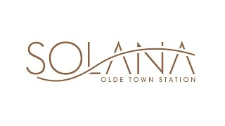 Solana Olde Town Station Area Video