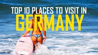 Top 10 Places To Visit in Germany | Visit Germany - 10 Places That Will SHOCK You About Germany